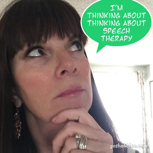 Meta Speech Therapy: Thinking About Thinking About Therapy
