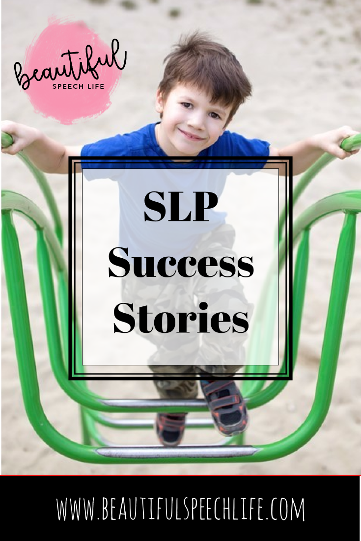 Share the wins: School SLP Success Stories