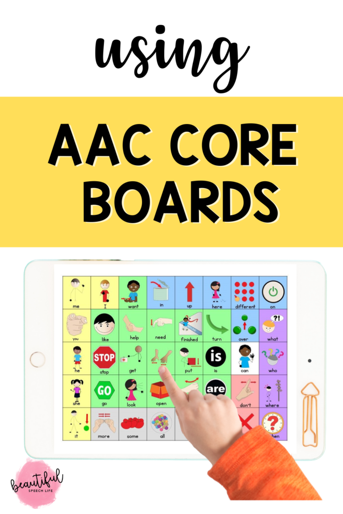Using AAC Core Boards